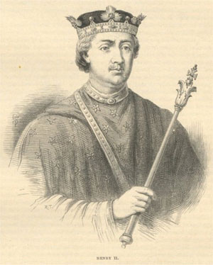 Enrico II d'Inghilterra