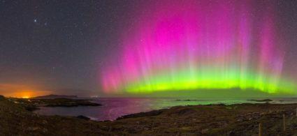 Dove vedere l'aurora boreale in Irlanda