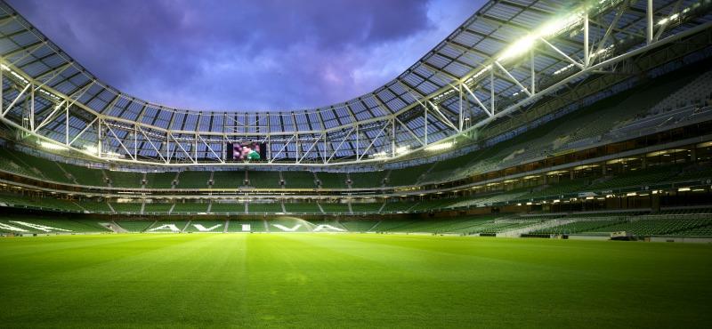 Aviva Stadium di Dublino