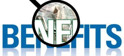 Stipendi e benefits