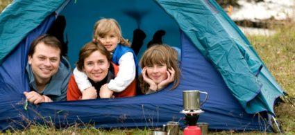 Campeggi in Irlanda