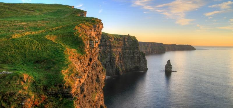 Coste e scogliere irlandesi