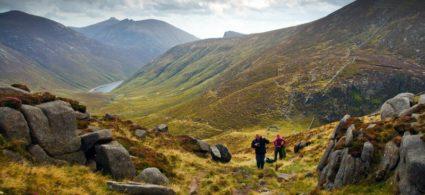Contatti utili per il trekking in Irlanda