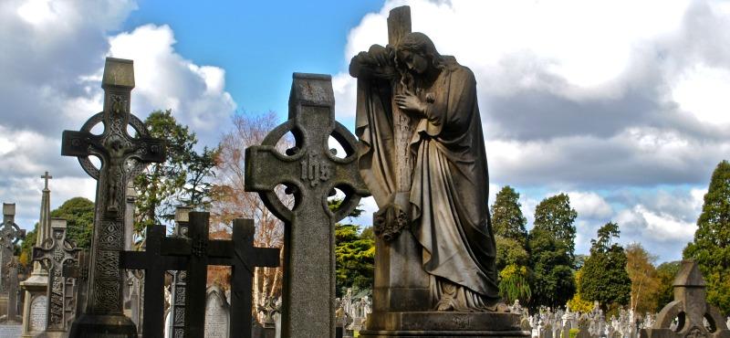 Il cimitero di Glasnevin