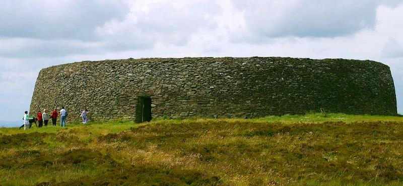 The Grianán of Aileách