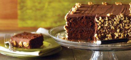 Irish Chocolate Cake