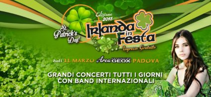 Irlanda in Festa a Padova