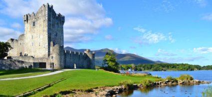 Itinerario dei castelli in Irlanda