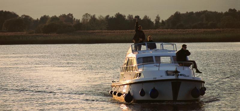 Itinerario sul fiume Shannon