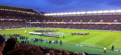 Stadio Murrayfield di Edimburgo