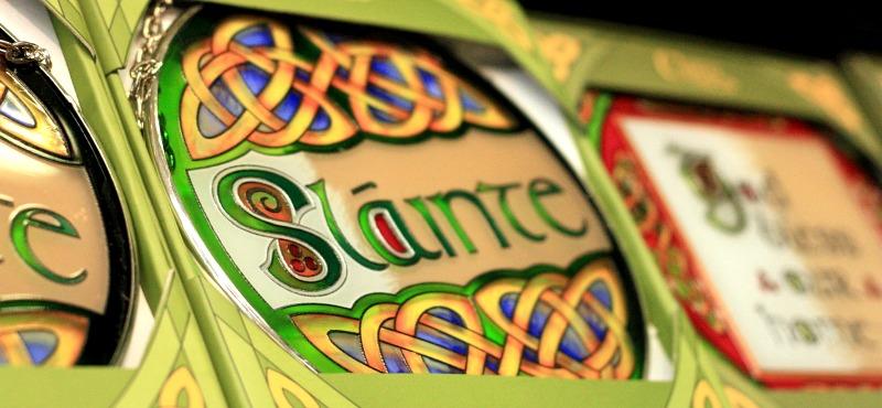 Negozi di artigianato irlandese e souvenirs