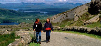 Passeggiate e trekking in Irlanda