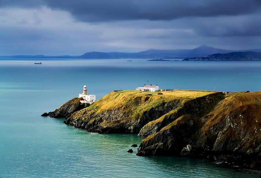Baily Lighthouse Howth Head, Co Dublin Ireland