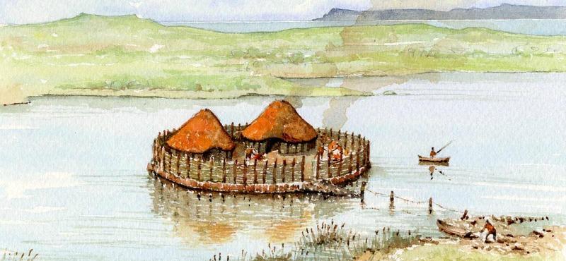 I primi abitanti