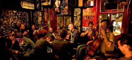 Il pub irlandese