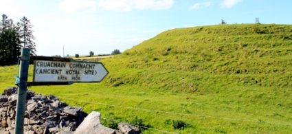 Rathcroghan Ring Barrow