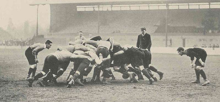 rugby storia