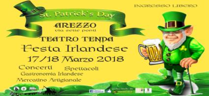 St. Patrick's Day Arezzo