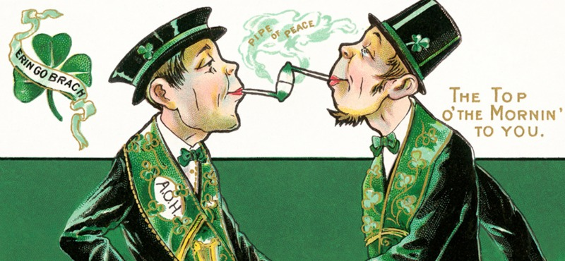 Storia del St Patrick's Day