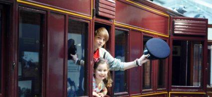 Tour in treno