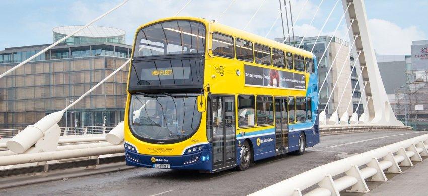 Come spostarsi a Dublino in bus, tram, treno, taxi e bici