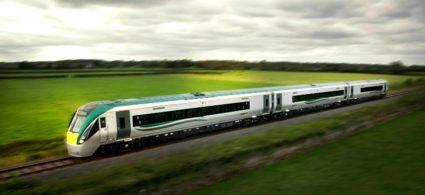 Spostarsi in treno nella Repubblica d'Irlanda